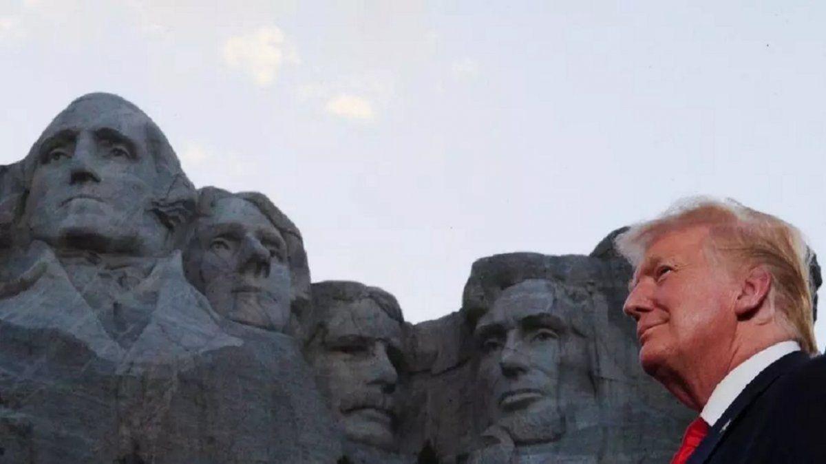 El presidente estadounidense