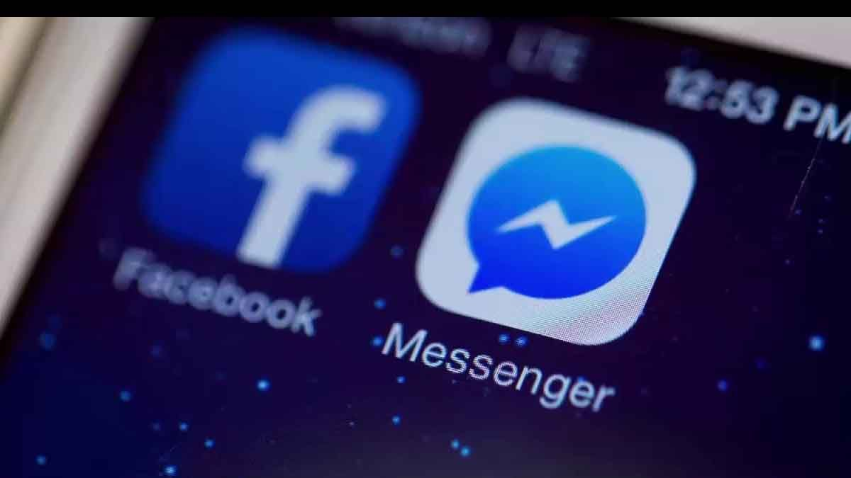 Facebook y Messenger de Facebook