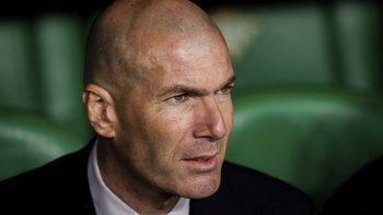 Zidane defiende a su equipo: