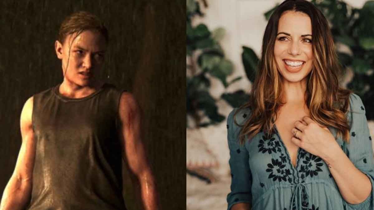Laura Bailey le presta la voz a Abby de The Last of Us II