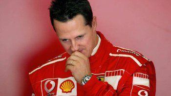 La salud de Michael Schumacher se sigue deteriorando