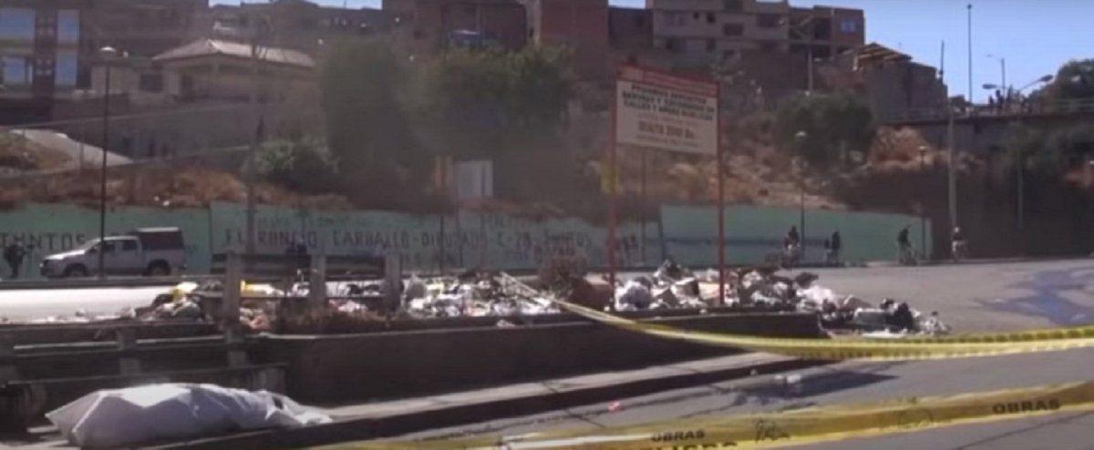 Horror en Bolivia: funerarias colapsadas y cadáveres abandonados en las calles