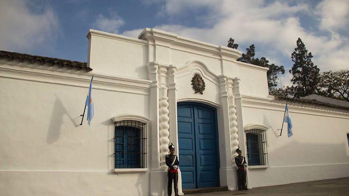 Este año, el acto en la Casa Histórica se hará con un grupo reducido de autoridades provinciales de Tucumán.