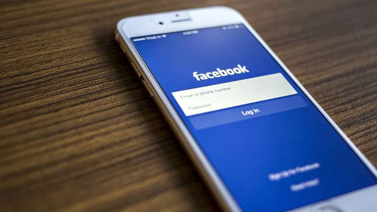 Facebook en iPhone