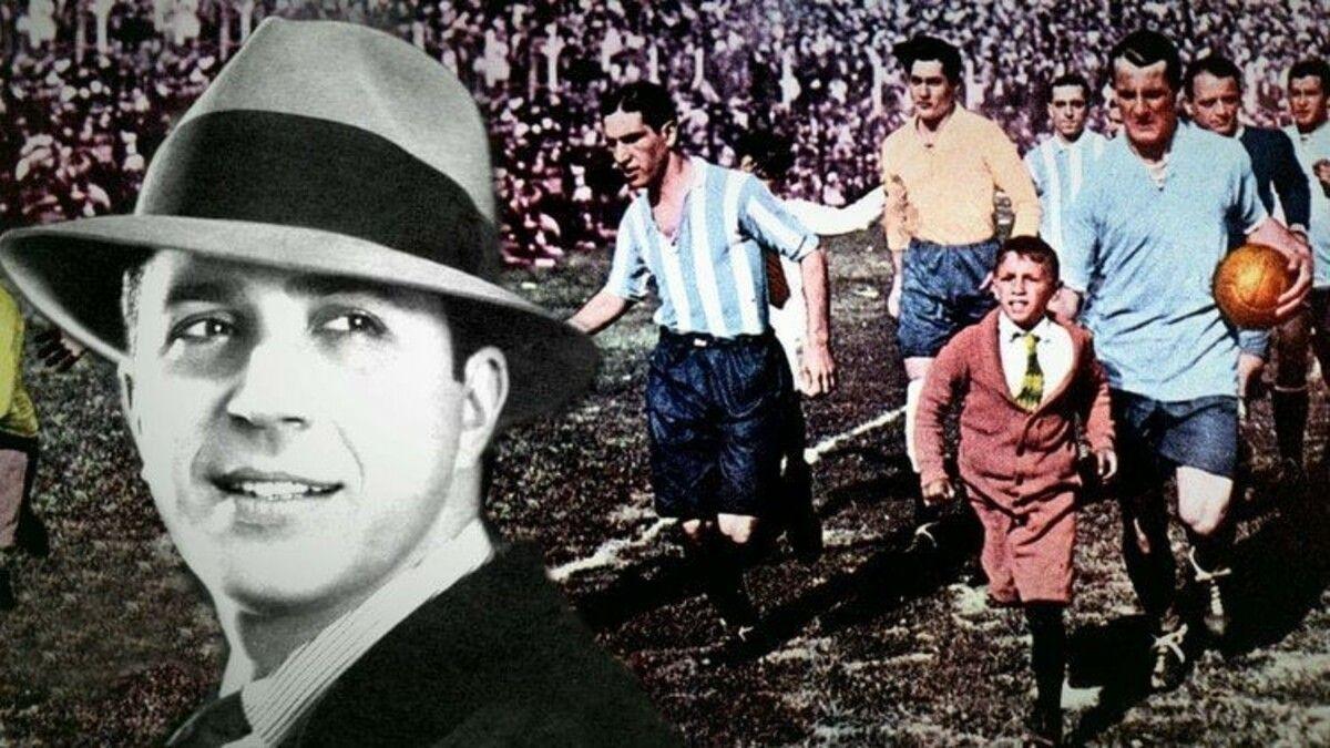 A 90 años de la visita de Gardel a la Selección: su corazón dividido entre Argentina y Uruguay