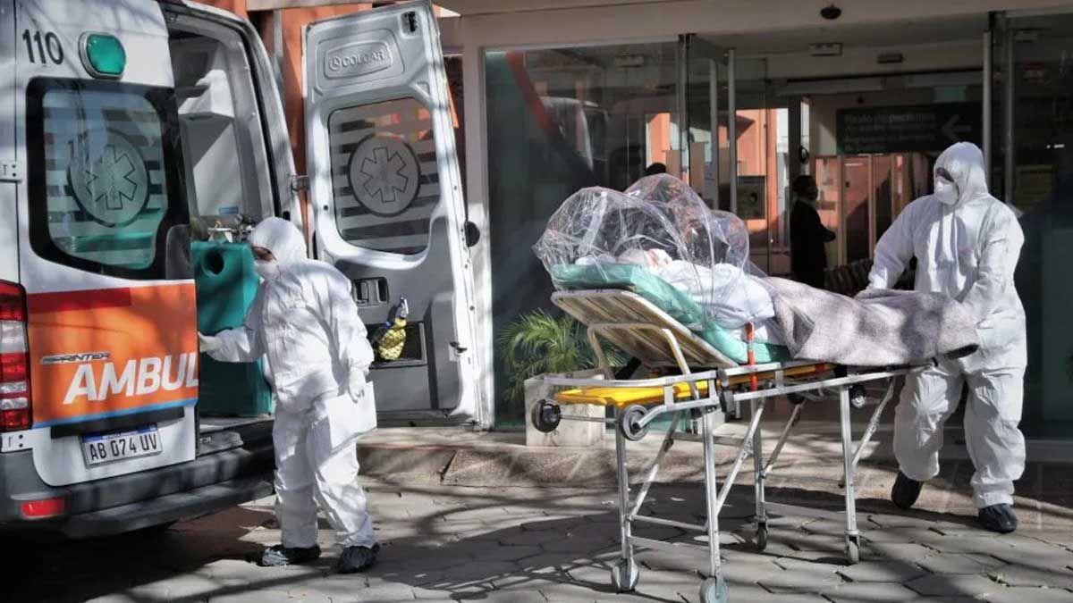 Argentina superó los 100.000 casos de coronavirus | Pandemia, Argentina, Buenos Aires
