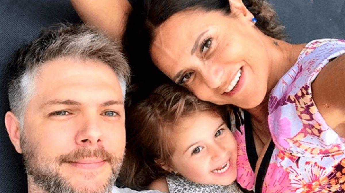 Internaron de urgencia a María Fernanda Callejón