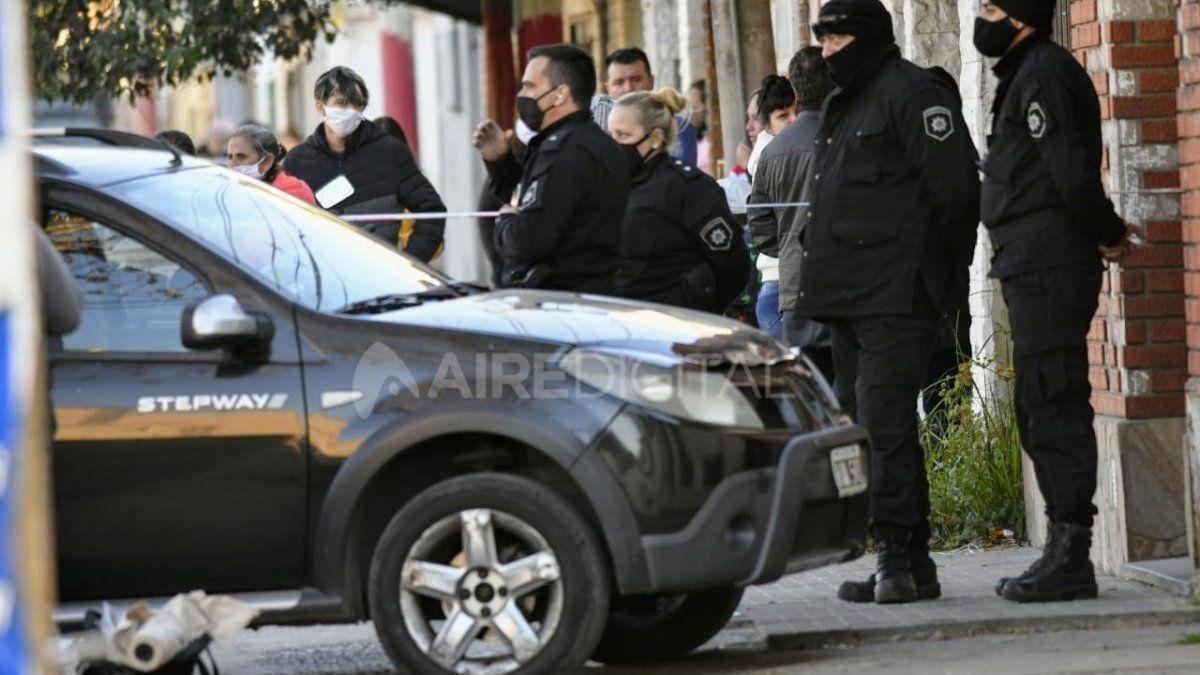 Los asesinaron entraron a la casa de Trasante y lo mataron de dos balazos.