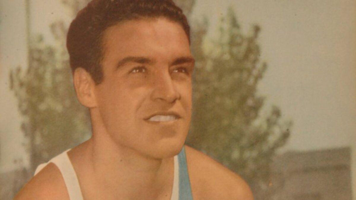 Uder fue campeón con el seleccionado nacional en elMundial1950realizado en Buenos Aires