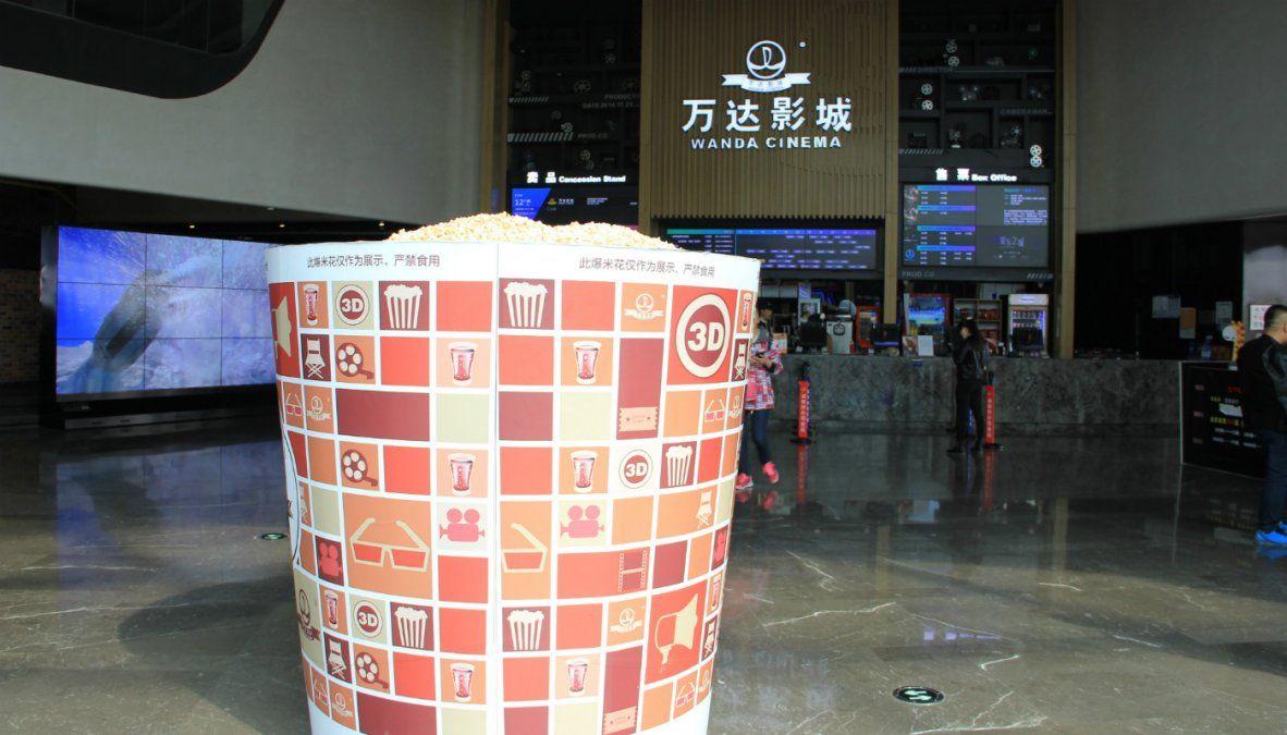 Cine en China