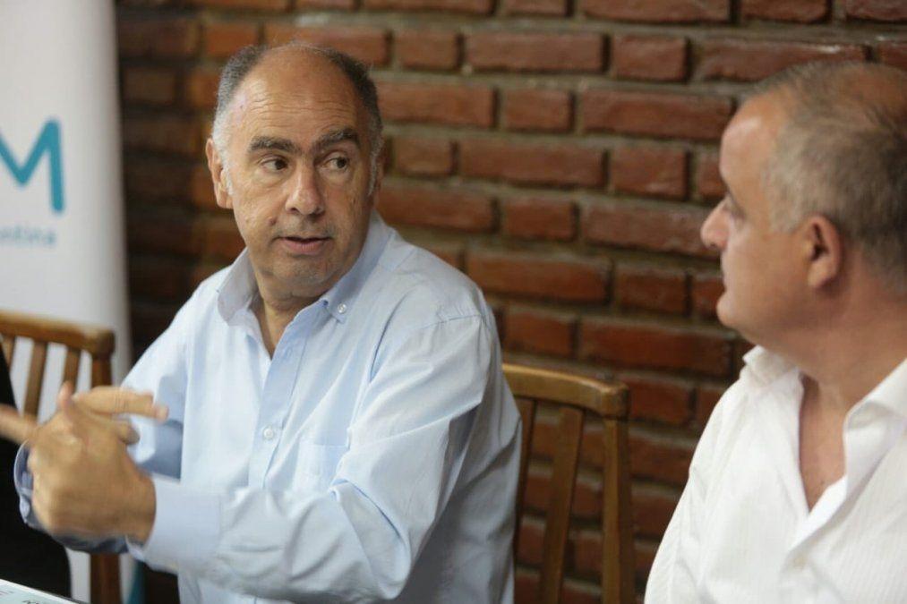 Mario Cafiero, titular del Inaes, manifestó el apoyo del organismo al plan de salida elaborado por Sancor.