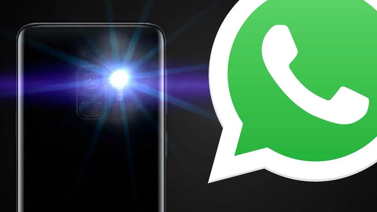 Cómo hacer que el flash de tu celular te avise de los mensajes de WhatsApp