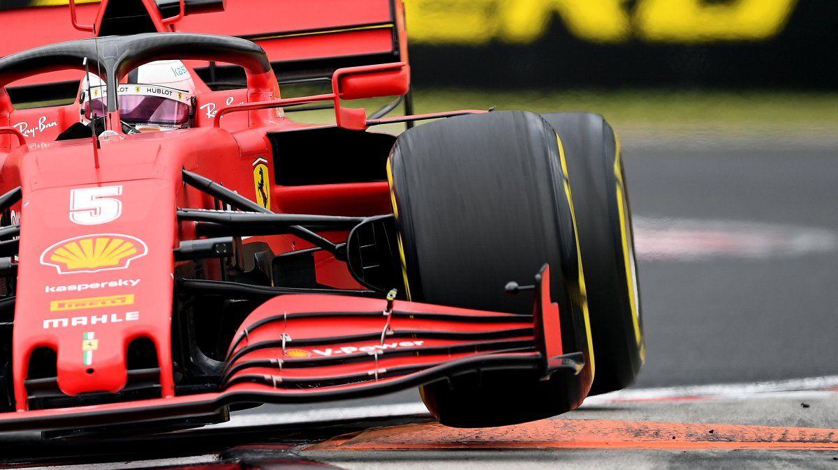 El circuito de Hockenheim no será incluido en la actual temporada de la Fórmula 1.