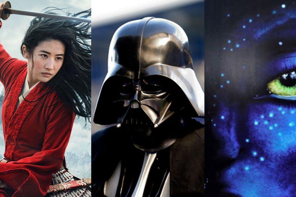 Disney pospone sus grandes estrenos: Mulan