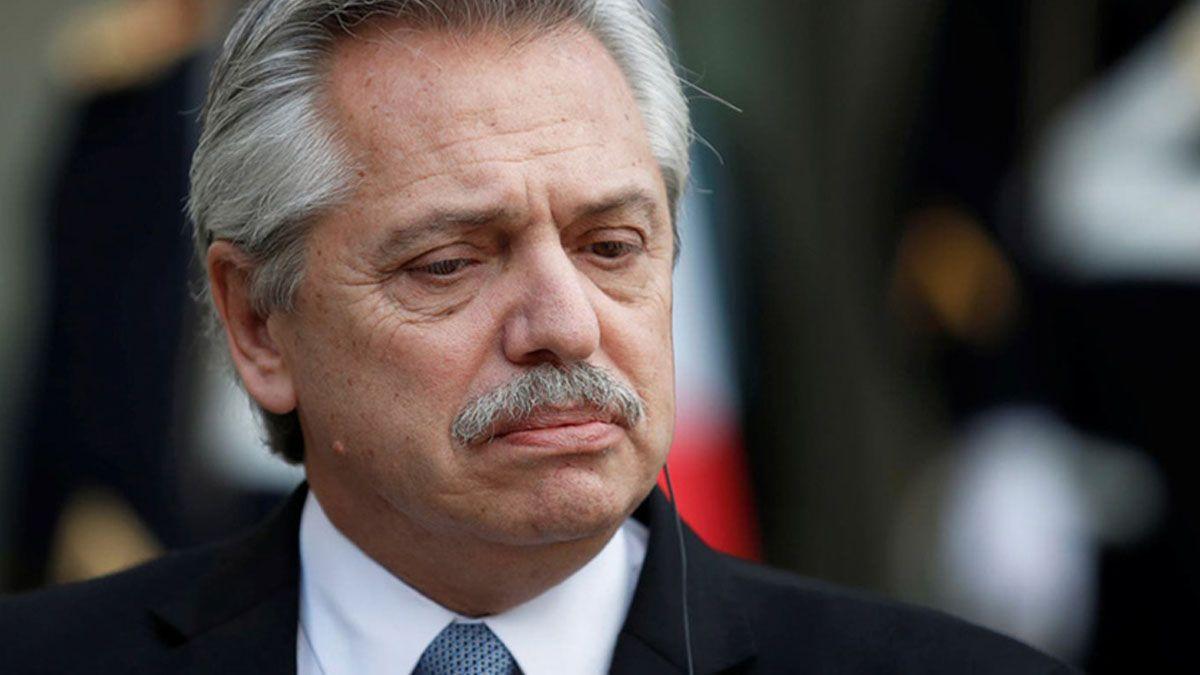 Alberto Fernández dijo que hay una posibilidad de que YPF se convierta en una sociedad autónoma.