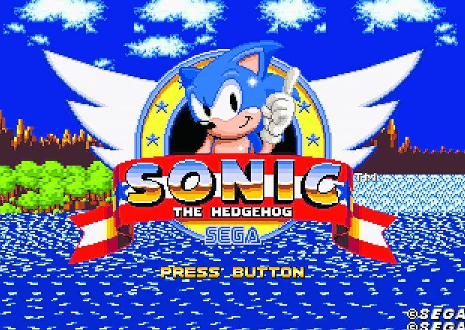 El videojuego ícono de SEGA fue lanzado en Europa el 26 de julio de 1991