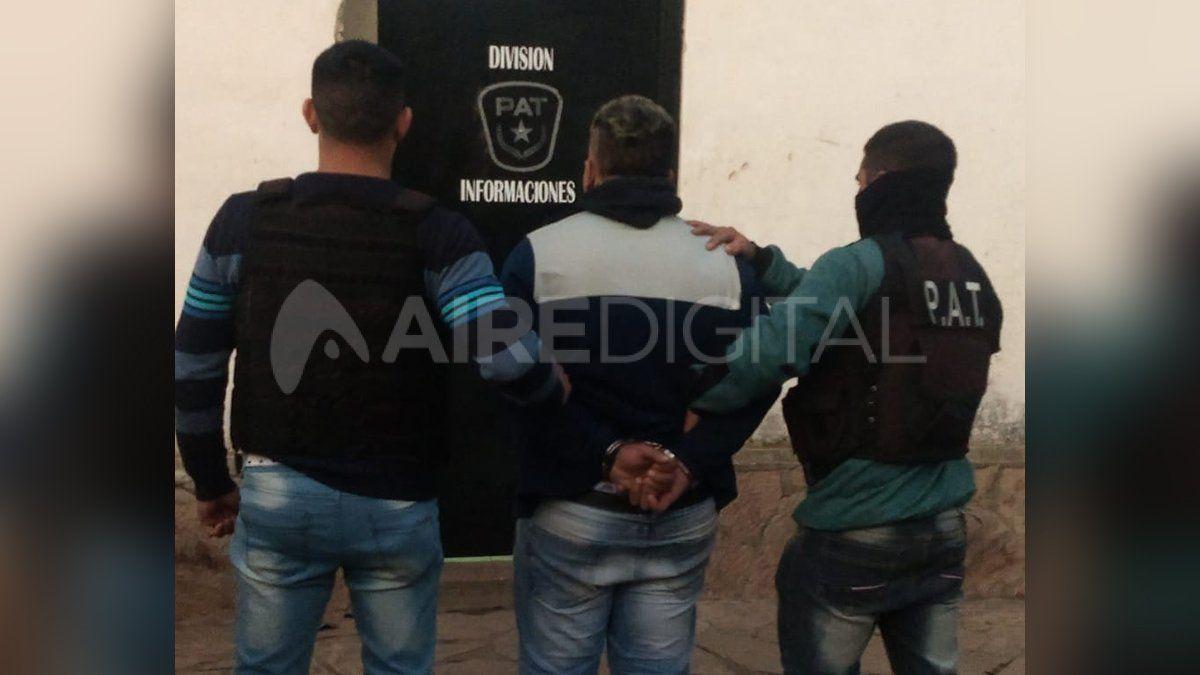 El último prófugo de la Comisaría 10ª fue detenido este domingo por la Policíade Acción Táctica (PAT). Lo apodanSohai.