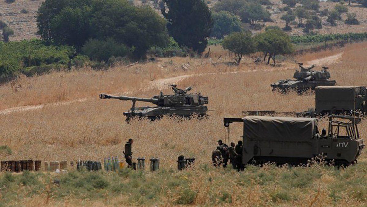 El ejército de Israel denunció un intento frustrado de Hezbolá para infiltrarse en su territorio.
