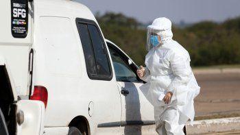Ya solicitan los hisopados negativos a quienes ingresan desde Paraná