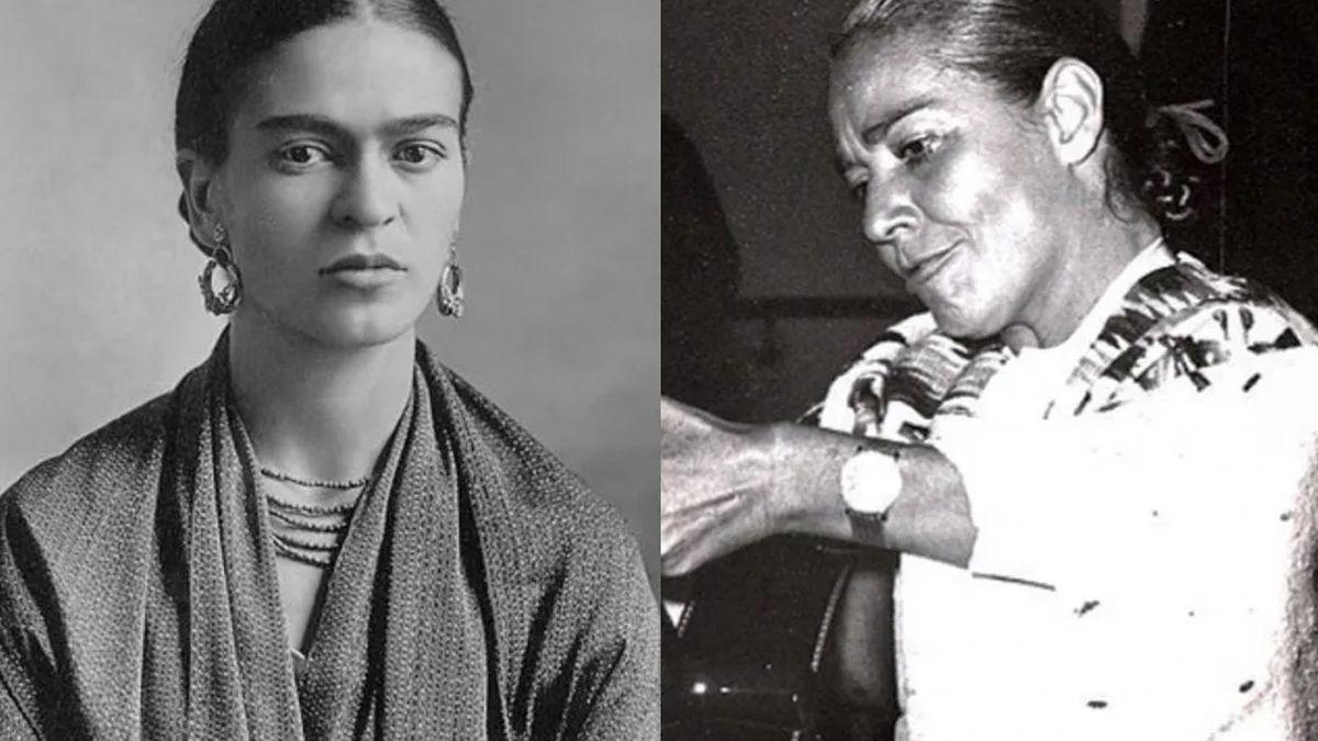 El apasionado romance de Chavela Vargas y Frida Khalo