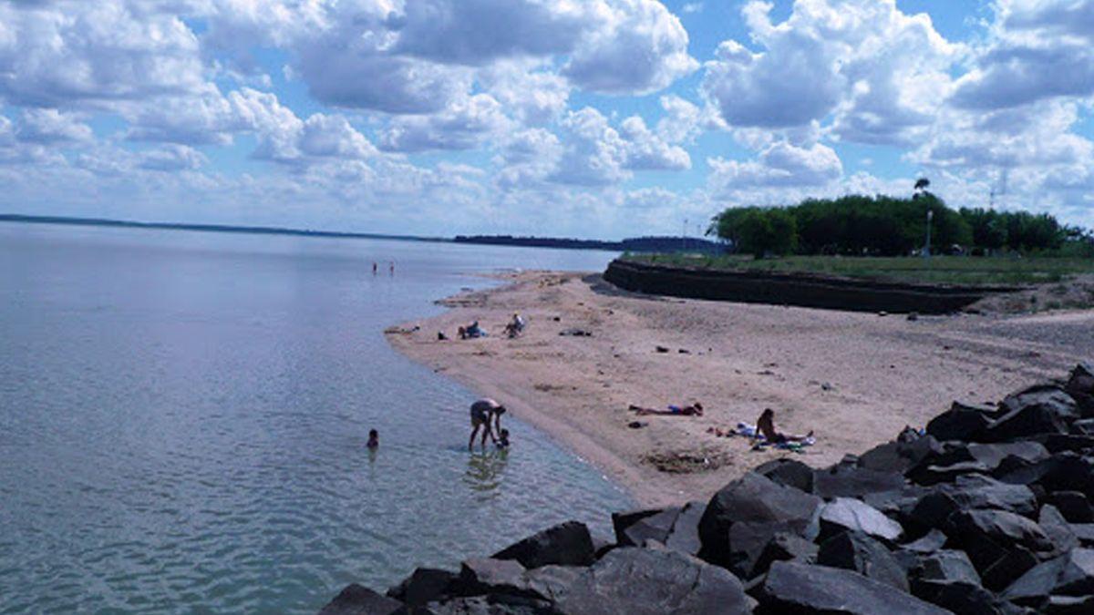 Santa Ana ofrece playas y la imponencia del lago Salto Grande para atraer al turismo local