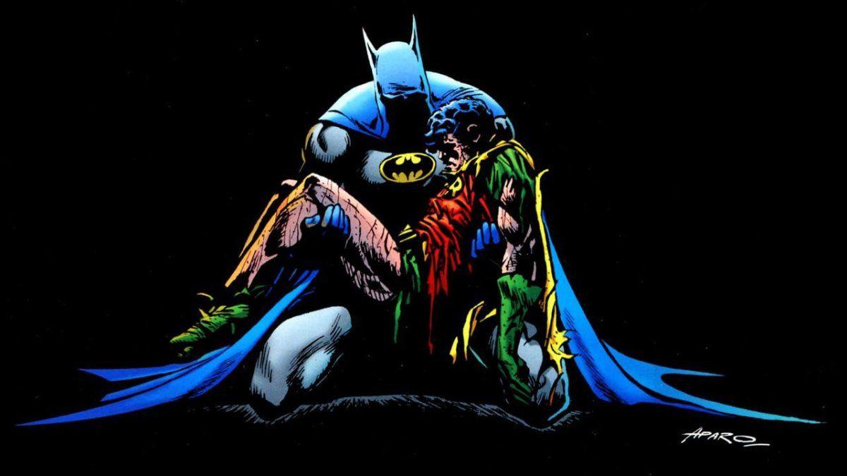 El tráiler de Batman: Una Muerte en la Familia