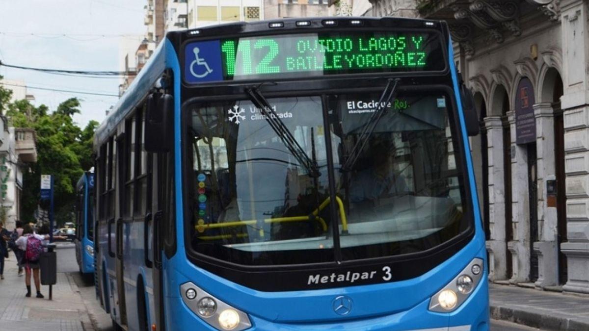 El paro de transporte llevaba en Rosario 27 días.