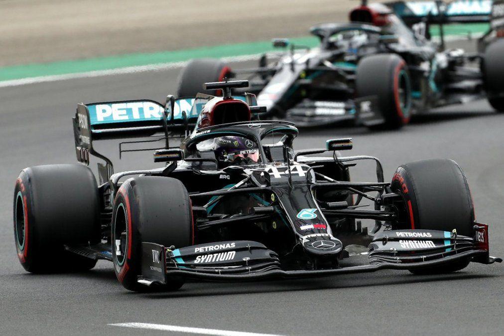 Este viernes comienzan las pruebas libres previas al GP de Silverstone de la Fórmula 1. Lewis Hamilton