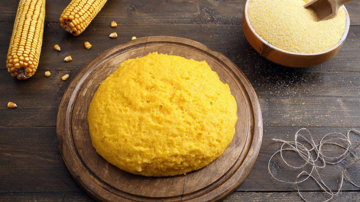 Recetas parahacer una polenta deliciosa.