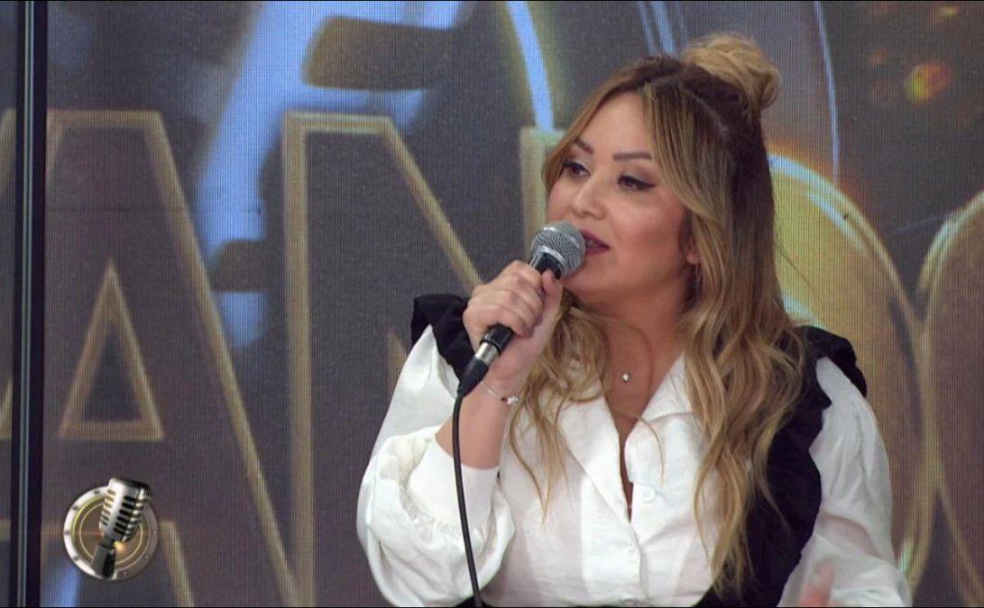 Karina La Princesita aprovechó para reprocharle a Ángela Leiva una grave acusación.