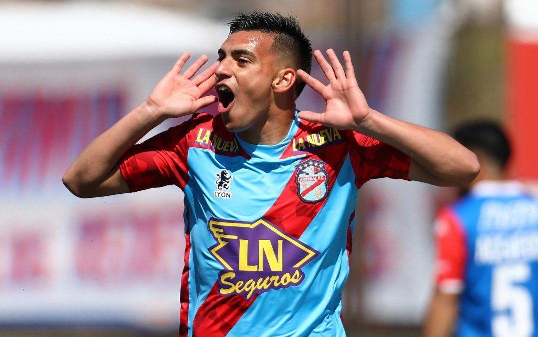Nicolás Giménez se va del fútbol argentino con destino a Emiratos Árabes