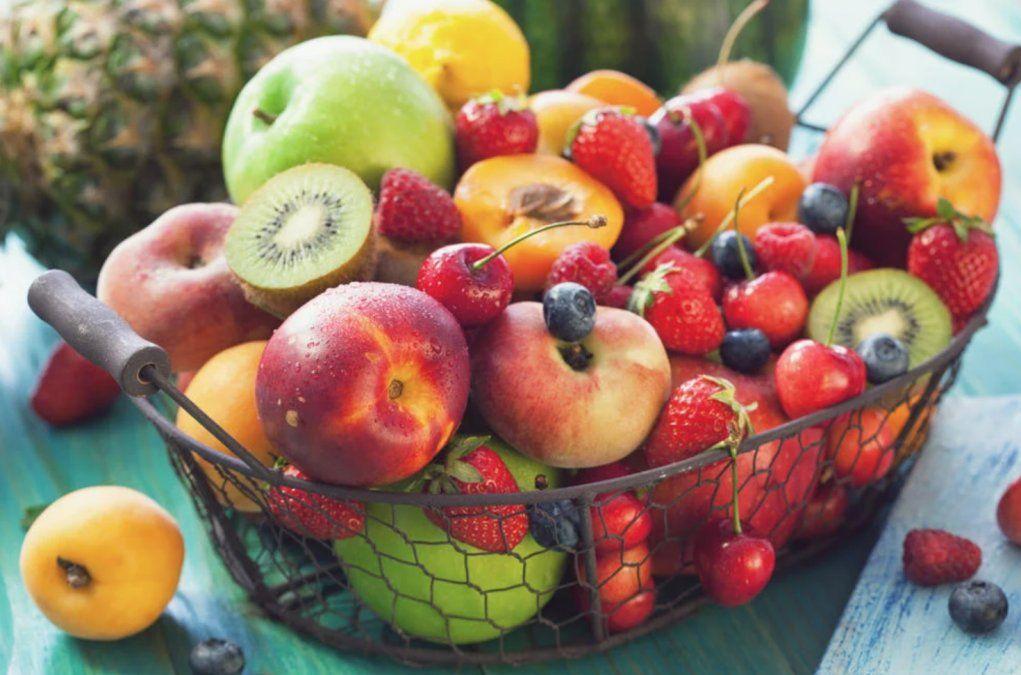 Existen muchísimos tipos de frutas en el mundo