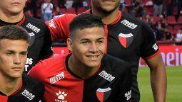 Alex Vigo, de 21 años, tiene varios interesados para abandonar a Colón en el corto plazo.