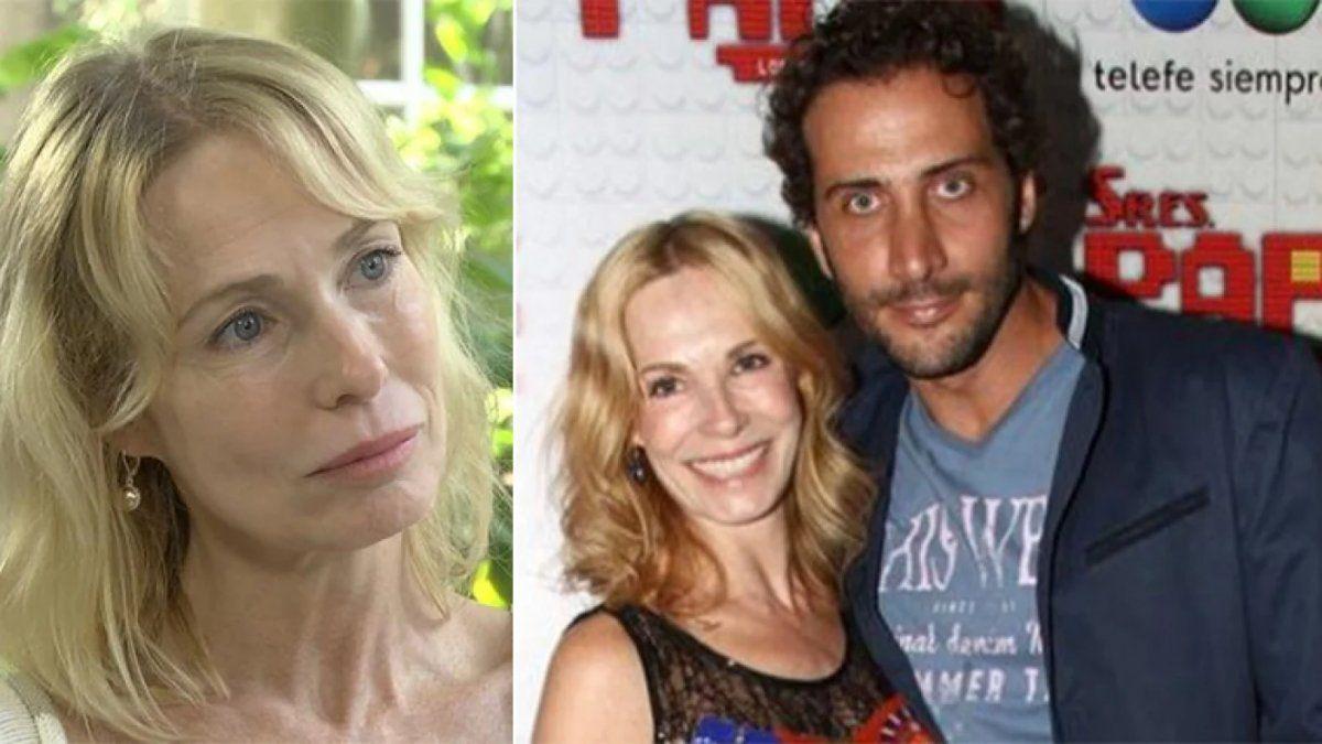 Gloria Carrá contó cómo es hoy su relación con Luciano Cáceres a casi cinco años de la separación