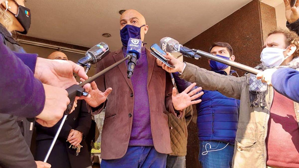 Pidieron prisión preventiva para el fiscal Ponce Asahad