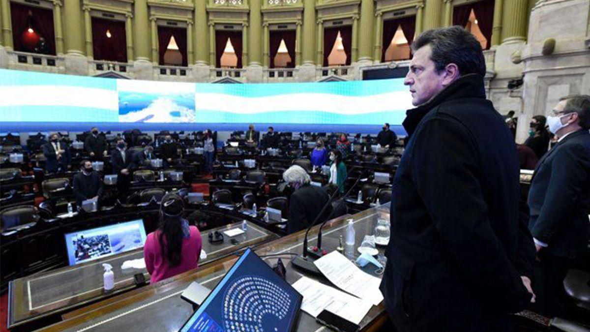 Diputados aprobó y giró al Senado el proyecto de ampliación de la moratoria