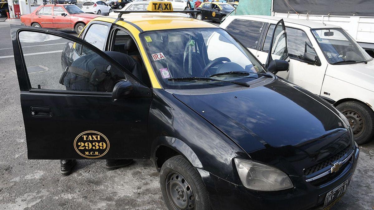Almagro: detiene a un falso taxista acusado de vender cocaína al menudeo