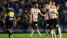 Unión vencía por 5° vez a Boca en La Bombonera, luego de una semana trágica por la muerte de Diego Barisone.
