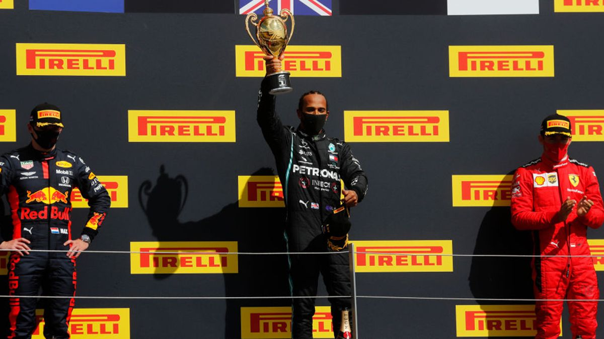 Lewis Hamilton ganó el GP de Silverstone y se afirma como líder del campeonato de la Fórmula 1.