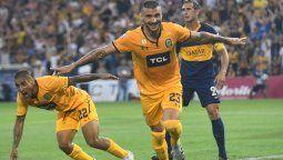 Sebastián Ribas, de 32 años, es el delantero apuntado por la dirigencia de Unión para reforzar el equipo.