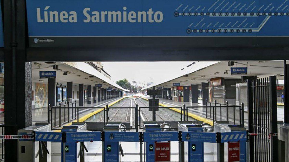 El Ferrocarril Sarmiento