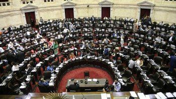 Diputados aprobó el proyecto de ampliación presupuestaria y lo giró al Senado
