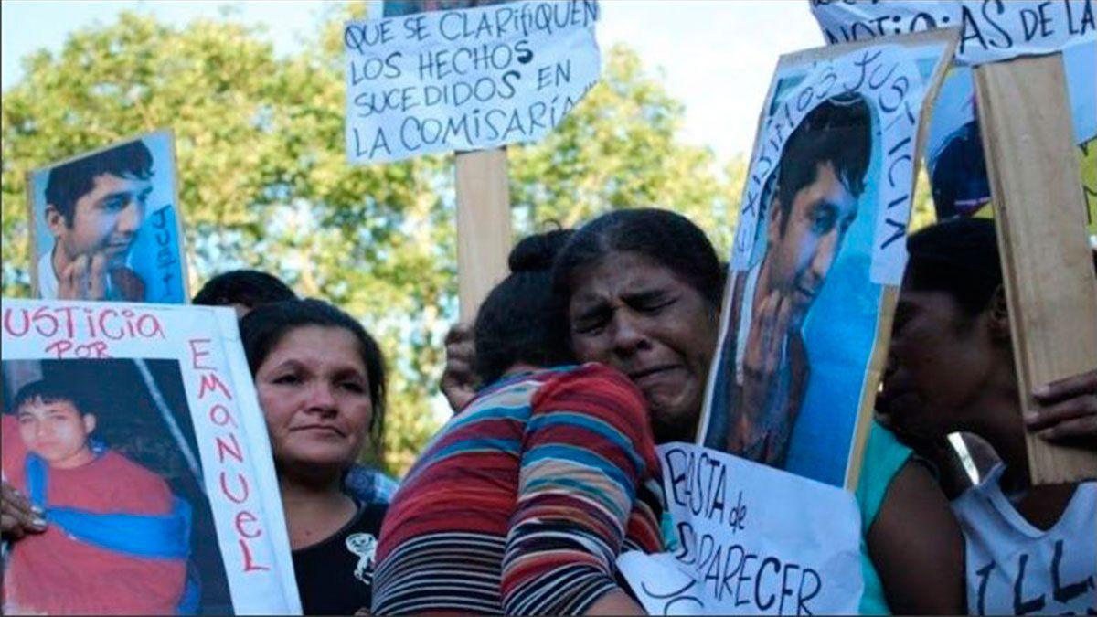 A Franco Casco lo mató la Policía de Rosario en 2014. Según la denuncia presentada