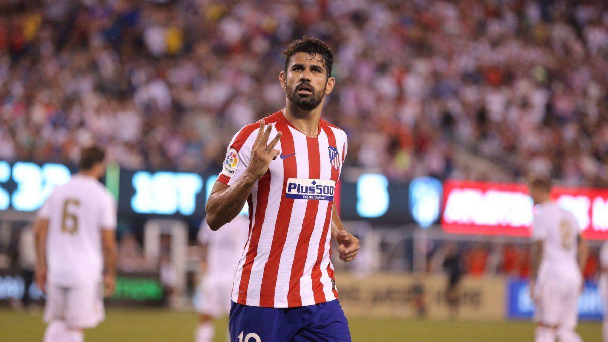 Diego Costa se muestra confiado en que el Atlético Madrid podrá llegar más lejos en la Champions League.