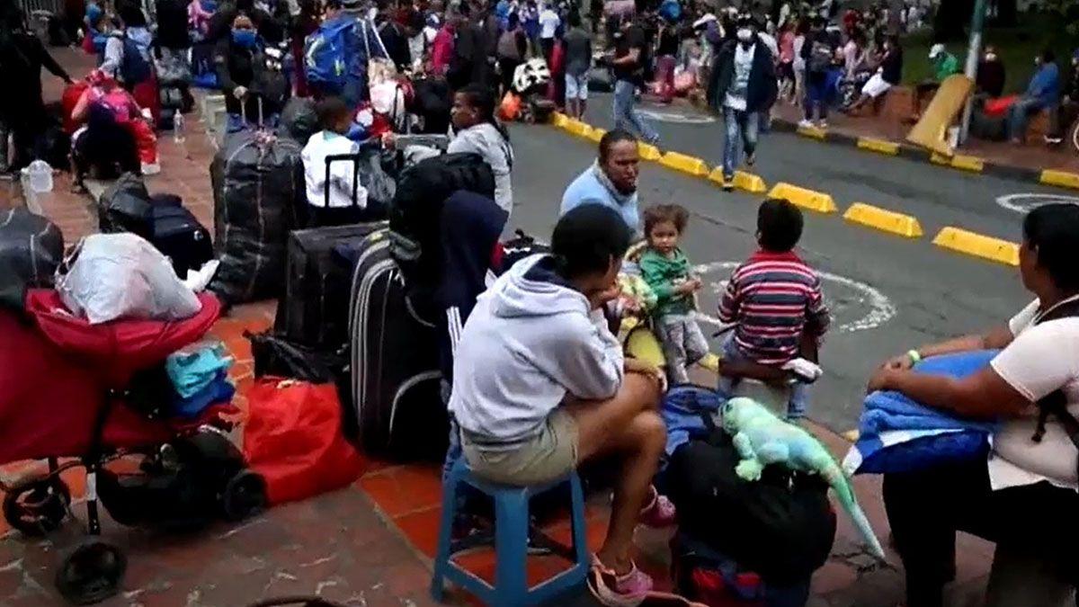 Más de 1,7 millones de venezolanos estarían radicados en Colombia