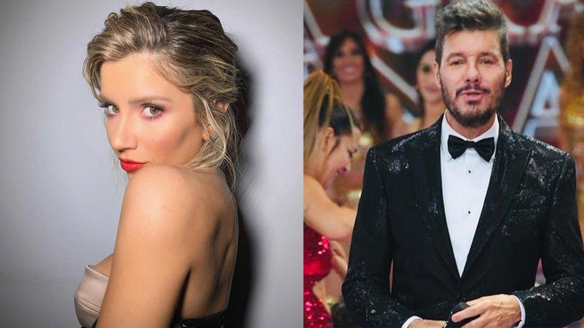 Laurita Fernández se sacó de quicio por lo rumores de romance con Marcelo Tinelli