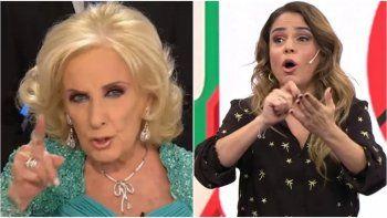 Mirtha Legrand bloqueó a Marina Calabró: la periodista contó cómo se dio cuenta