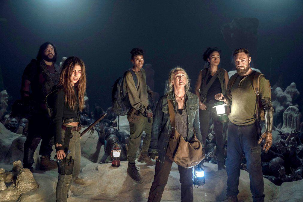 The Walking Dead: cuándo se estrena la temporada 10 en Netflix