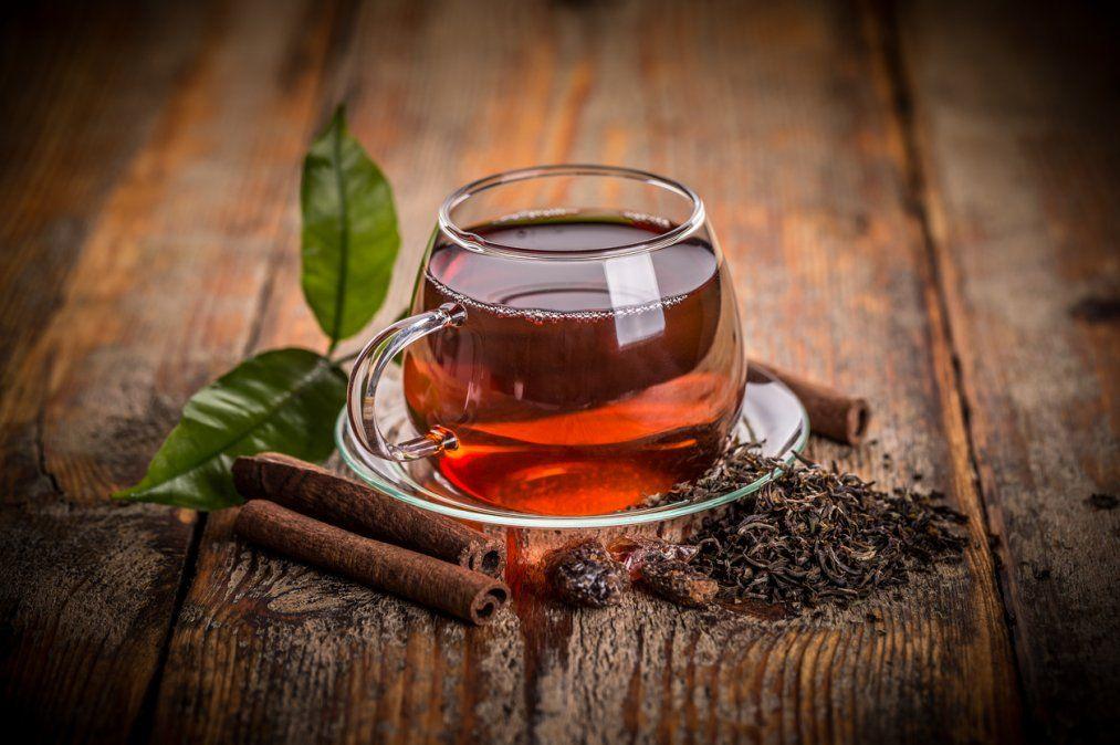 Beneficios de el té negro.