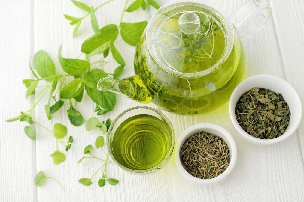 Beneficios de el té verde para mejorar la salud.